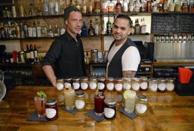 Jams and jellys are the new cocktail craze